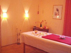 Massage Raum